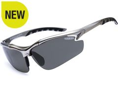 Firebug Sunglasses (Grey/PC Smoke)