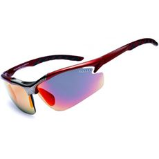 Firebug Sunglasses (Red/PC Smoke)