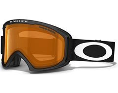 O2 XL Goggle (Black/Persimmon)