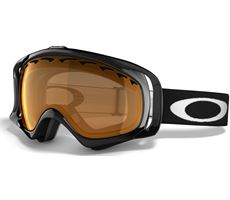 Crowbar Goggles (Black/Persimmon)