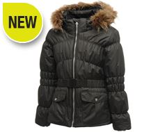 Enchanting Girls' Snow Jacket