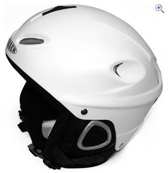 Sinner Strike Junior Ski Helmet - Size: S - Colour: MATT WHITE