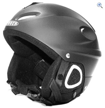 Sinner Strike Junior Ski Helmet - Size: M - Colour: Matte Black