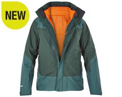 Ben Lomond 4-in-1 Men's Jacket