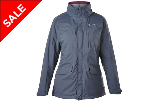 Berghaus Skiddaw Women&39s Waterproof Jacket | GO Outdoors