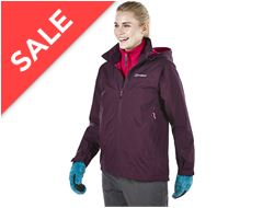 Thunder Women's Waterproof Jacket