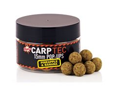 CARP TEC PINEAPPLE AND BANANA POP UPS 15MM