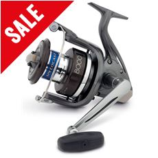Speedcast 8000 XT-A Reel