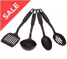 4-Piece Utensil Set