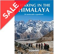 Trekking In The Himalaya Guidebook
