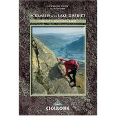'Scrambles in the Lake District' (South) Guidebook
