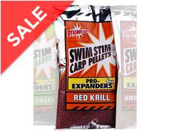 Swim Stim Red Krill Pro Expanders 6mm (300g)