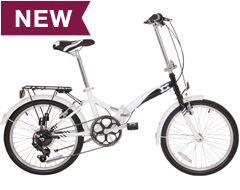 'Northern' Folding Bike