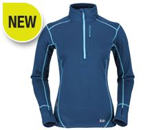 Power Stretch Pull-On Women's Top