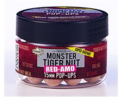 Red Amo Tiger Nut Pop Ups
