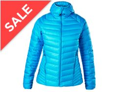 Women's Furnace Hooded Down Jacket