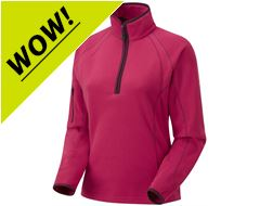 Kinder II Women's Microfleece Top