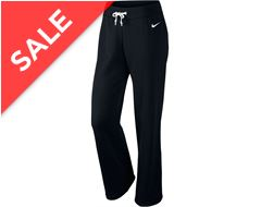 Club Swoosh Open-Hem Women's Pants