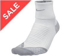 Elite Running Cushion Quarter Socks
