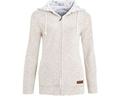 Macaroni Full Zip Women's Hoody