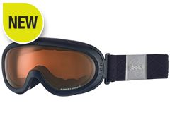 Runner II Ski Goggles (Matt Black/Double Orange)