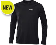 LS Crew Men's Running Top
