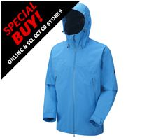 Lunan Pro Men's Waterproof Jacket