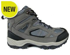 Lowland II WP Mid Girl's Walking Boot