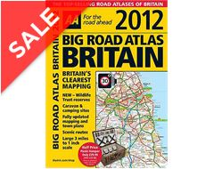 Big Road Atlas of Britain (2012)