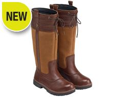 Manor Long Country Boot