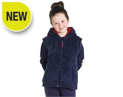 Calton Junior Fleece Gilet