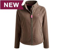 Fieldway Women's Zip Through Fleece