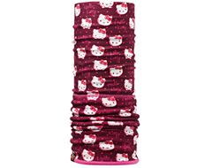 Junior Polar Buff Hello Kitty Wink (Raspberry)