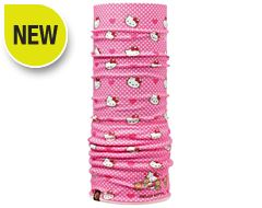 Junior Polar Buff Hello Kitty (Hearts and Dots)