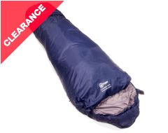 Camper Kids' Convertible Sleeping Bag