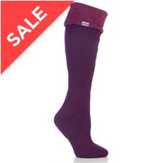 Ladies' Wellington Boot Socks