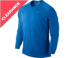 Miler LS Men's Running Top
