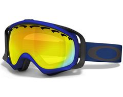 Crowbar Goggles (Skydiver Blue/Fire Iridium)