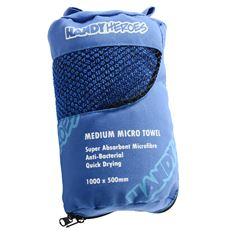 Medium Microfibre Towel (50cm x 100cm)