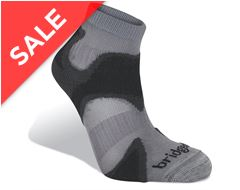 X-Hale Speed Demon Men's Running Socks