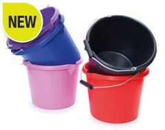Bucket with Handle