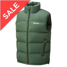 Bracken Men's Down Vest