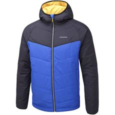 Compresslite Packaway Hooded Men's Insulated Jacket