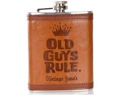 Stacked Hip Flask