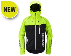 Signal Hi-Vis Waterproof Cycling Jacket