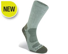 Men's Bamboo Crew Walking Socks