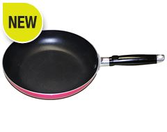 Non Stick Frying Pan (20cm, Red)