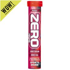 Zero Electrolyte Tablets (Berry)