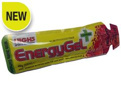 EnergyGel Plus (Raspberry) 40g