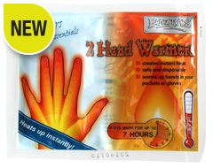 Hand Warmers (2 Pack)